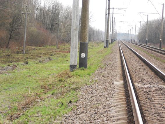 На Львівщині ледь не злетіла у повітря залізнична колія (ФОТО) (фото) - фото 3