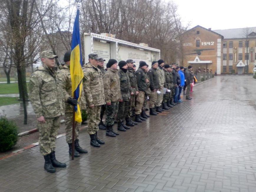 Запорожские артиллеристы вернулись к мирной жизни спустя 2 года службы (ФОТО) (фото) - фото 4