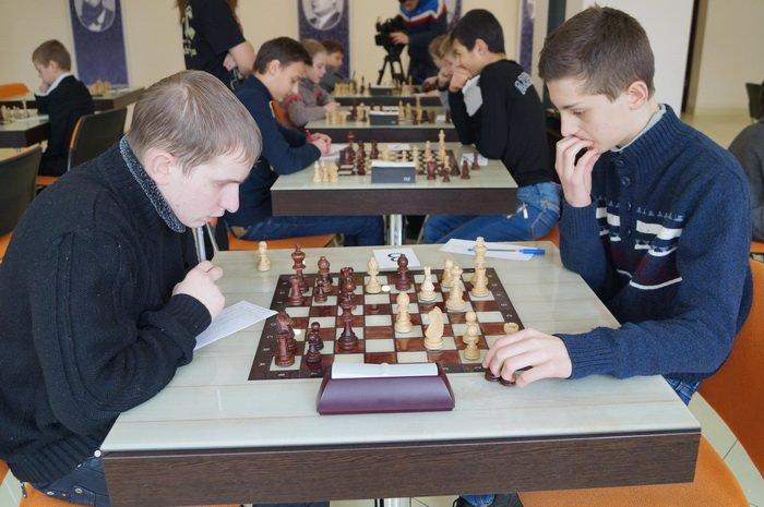 В Кривом Роге определили юных победителей в городском Шахматном турнире (ФОТО) (фото) - фото 1