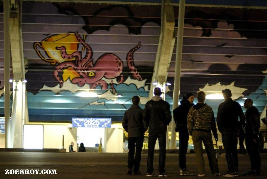Уличный художник Roy: «Главное - творческий подход» (ФОТО) (фото) - фото 4