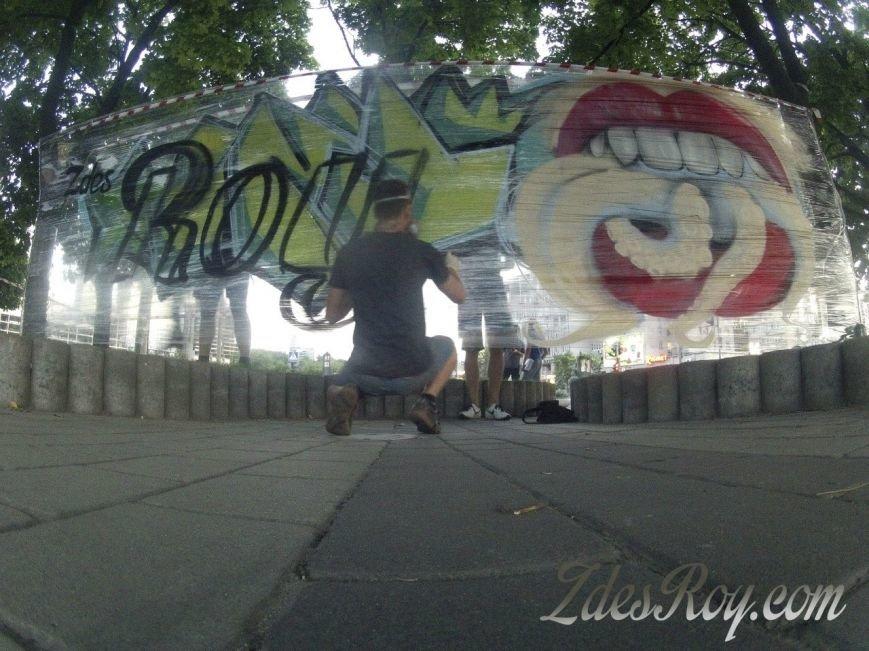 Уличный художник Roy: «Главное - творческий подход» (ФОТО) (фото) - фото 6