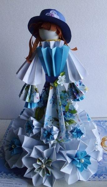 Поздравляем Енакиевцев – победителей и призеров Республиканского конкурса «Мир оригами», фото-3