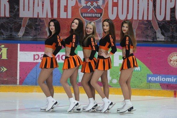 Группы поддержки хоккейных клубов Беларуси: от Гродно до Могилёва (+БОНУС) (фото) - фото 7
