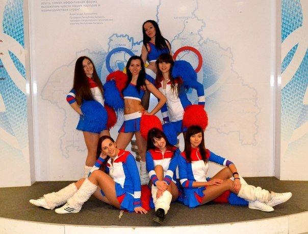 Группы поддержки хоккейных клубов Беларуси: от Гродно до Могилёва (+БОНУС) (фото) - фото 14