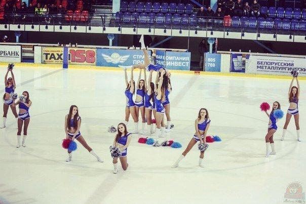 Группы поддержки хоккейных клубов Беларуси: от Гродно до Могилёва (+БОНУС) (фото) - фото 30