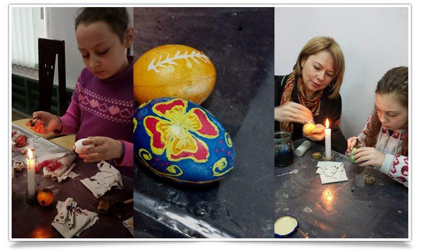 В Славянске открылась платформа для развития инициатив и творчества: начали списанок (фото) - фото 1