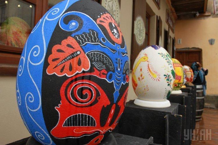 В Мариуполь приедет полуметровое пасхальное яйцо из Львова (ФОТО) (фото) - фото 3