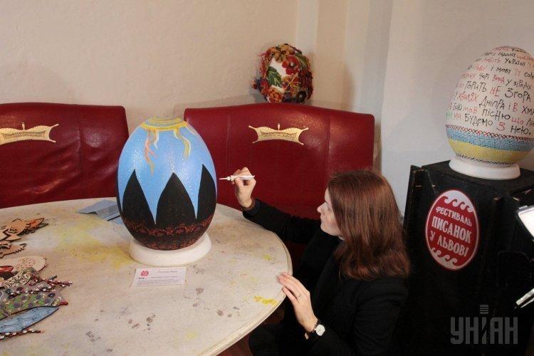 В Мариуполь приедет полуметровое пасхальное яйцо из Львова (ФОТО) (фото) - фото 2