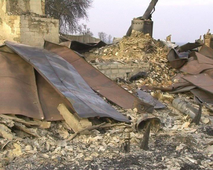 Полицейские нашли предполагаемую поджигательницу деревни (фото) - фото 1