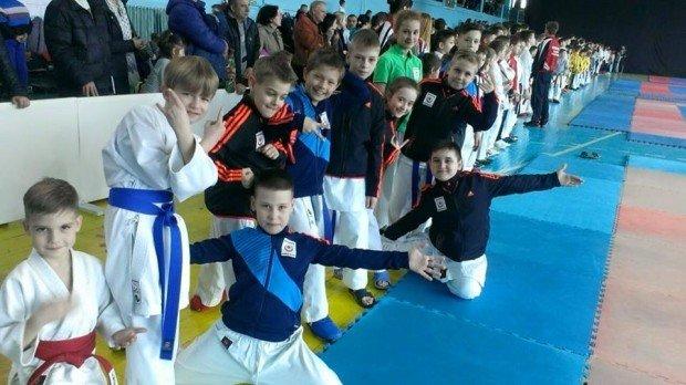 Открытый кубок Ильичевска по каратэ побил все мыслимые и немыслимые рекорды (фото) - фото 2