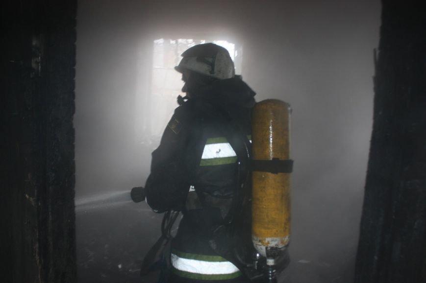 Кіровоград: через порушення правил пожежної безпеки при влаштуванні пічного опалення виникла пожежа, фото-2