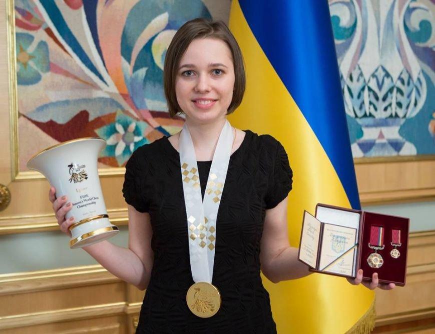 Президент нагородив орденом «За заслуги» львів'янку Марію Музичук (ФОТО), фото-1
