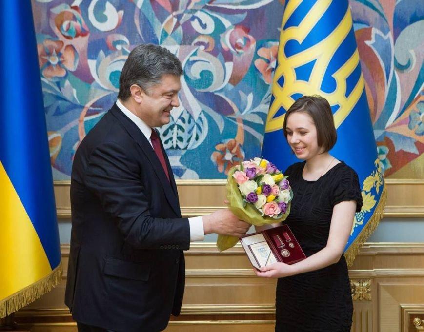 Президент нагородив орденом «За заслуги» львів'янку Марію Музичук (ФОТО), фото-2