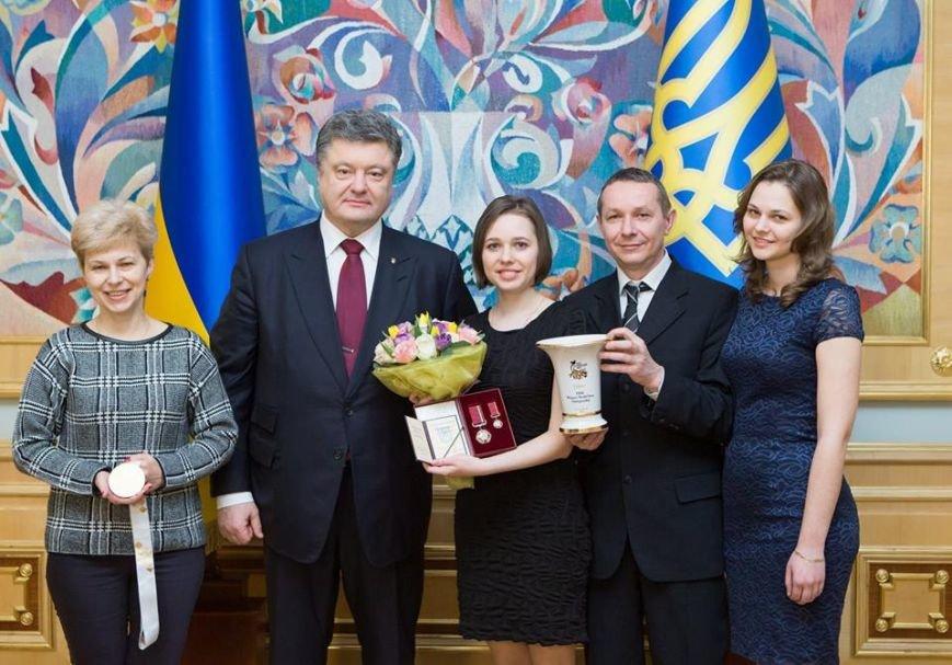 Президент нагородив орденом «За заслуги» львів'янку Марію Музичук (ФОТО), фото-3