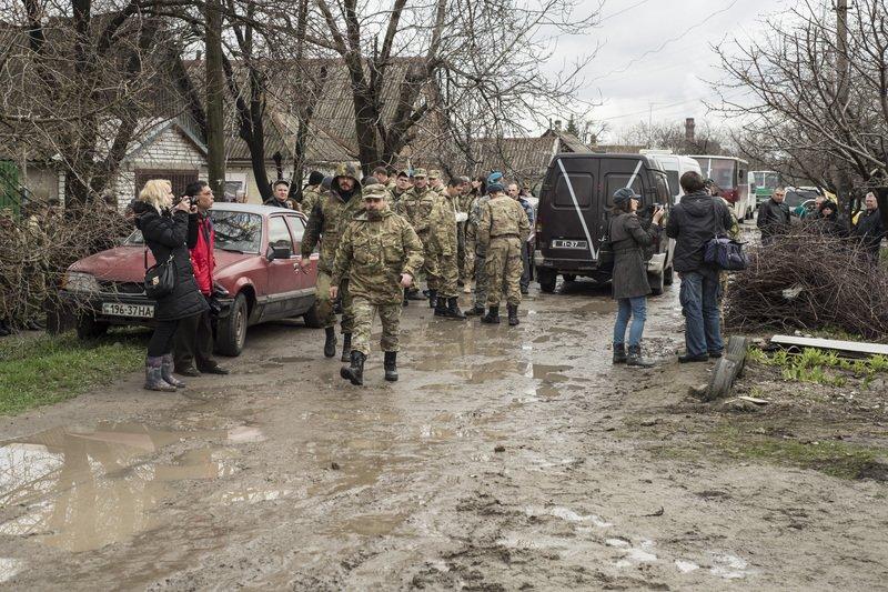 В Запорожье простились с героями из 37-го батальона (ФОТОРЕПОРТАЖ) (фото) - фото 1