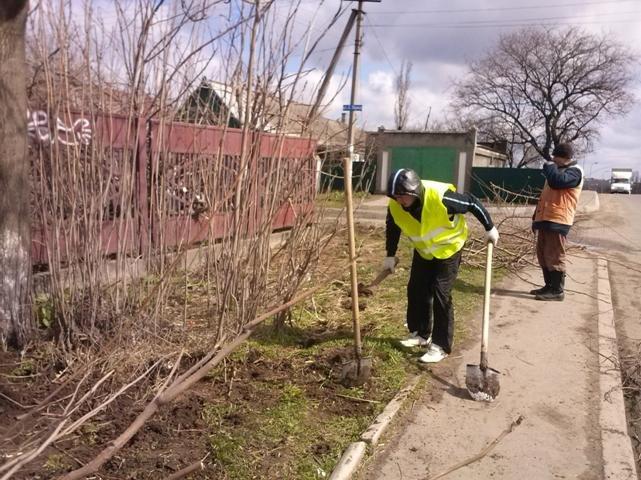 «Генеральная уборка» в Малодолинском. Как это было? (+фото) (фото) - фото 4