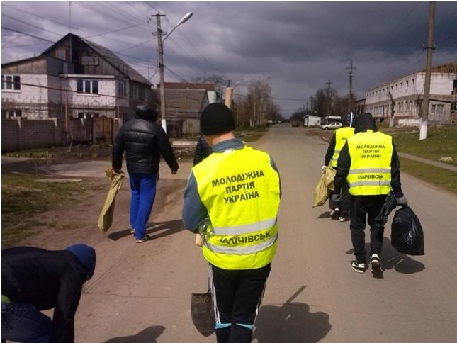 «Генеральная уборка» в Малодолинском. Как это было? (+фото) (фото) - фото 1
