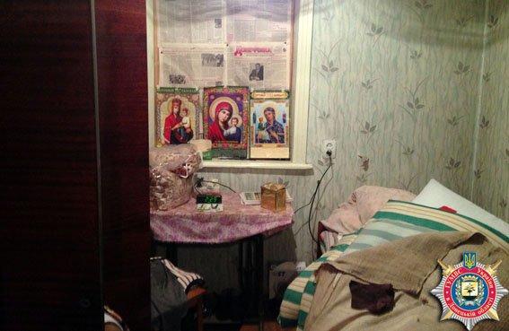 В Красноармейске 19-летний местный житель убил 80-летнюю старушку (фото) - фото 1