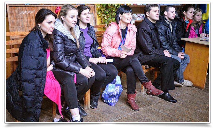 В Славянске к Дню здоровья прошёл библио-тренинг (фото) - фото 2