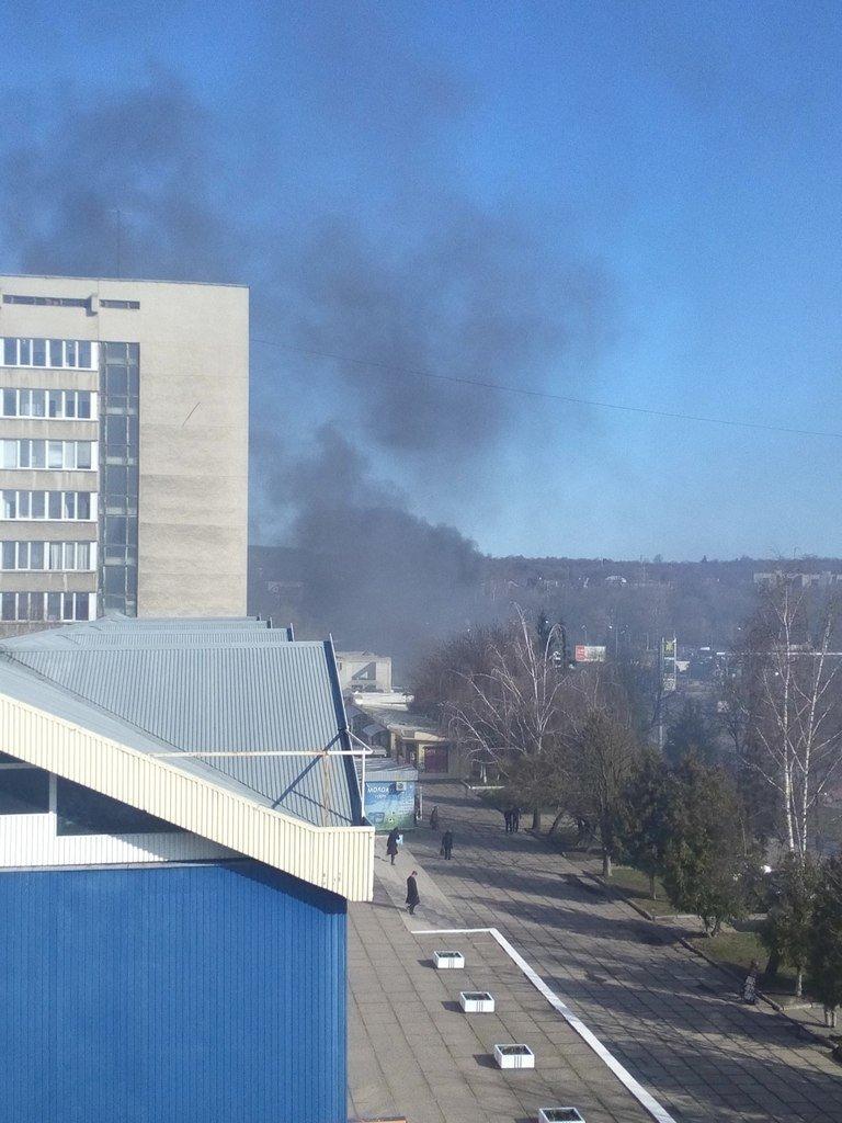 У Львові загорівся тролейбус! (ФОТО, ВІДЕО), фото-5