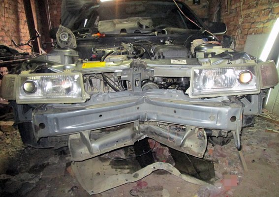 На Житомирщині затримали викрадача автомобіля (фото) - фото 1