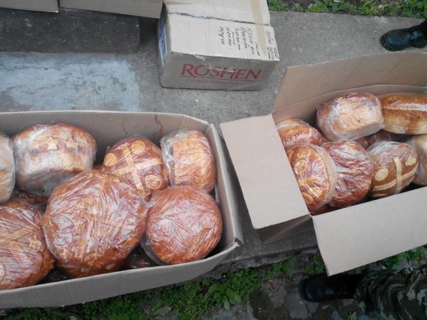 В Краматорск военным передадут пасхальные вкусняшки с Закарпатья, фото-1