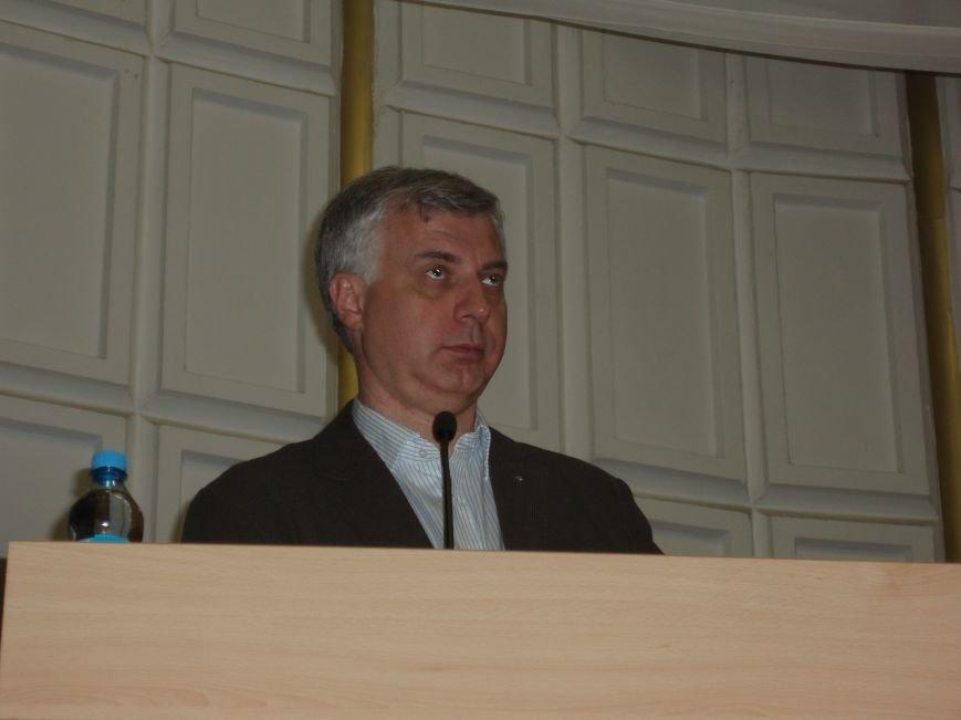 Министр образования пообещал мариупольцам провести реформы «по голландскому образцу» (фото) - фото 1