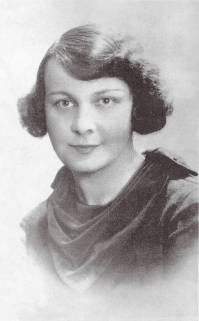 Олена Теліга (фото – tyzhden.ua)