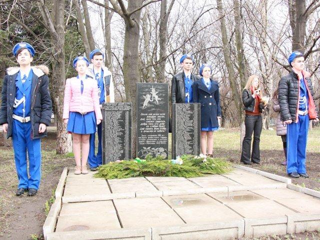 Макеевчане почтили память узников фашистских лагерей (фото) - фото 1