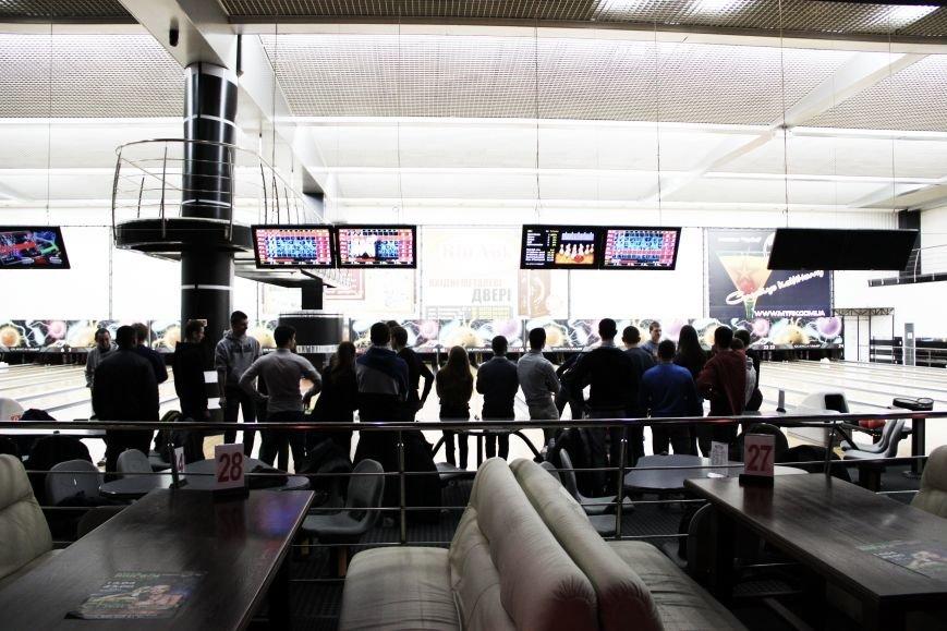 У Чернівцях проходить студентський турнір з боулінгу (ФОТО) (фото) - фото 1