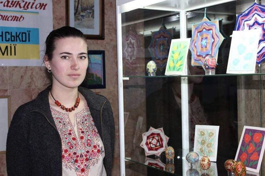 В музее истории Днепродзержинска открылась пасхальная выставка, фото-1