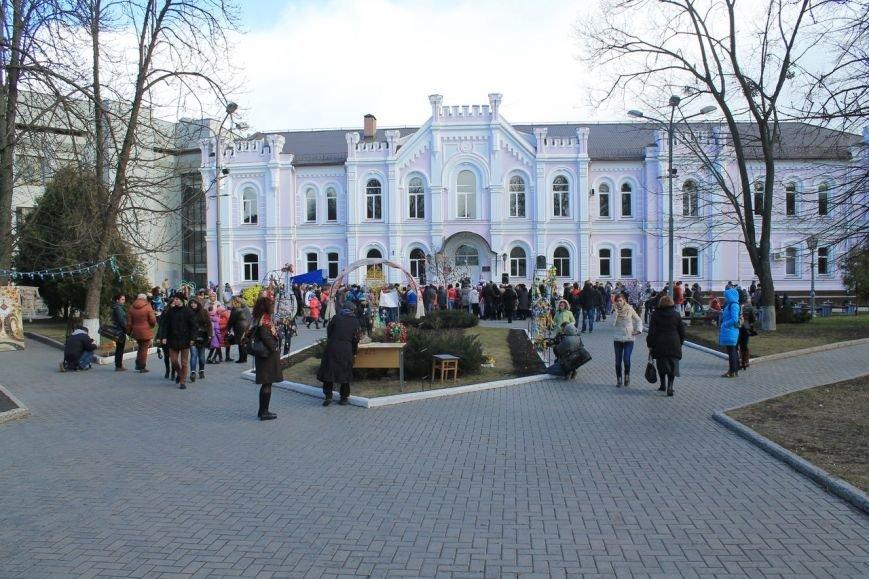 В Сумах открылся сквер более чем из 500 писанок (ФОТООТЧЕТ) (фото) - фото 1