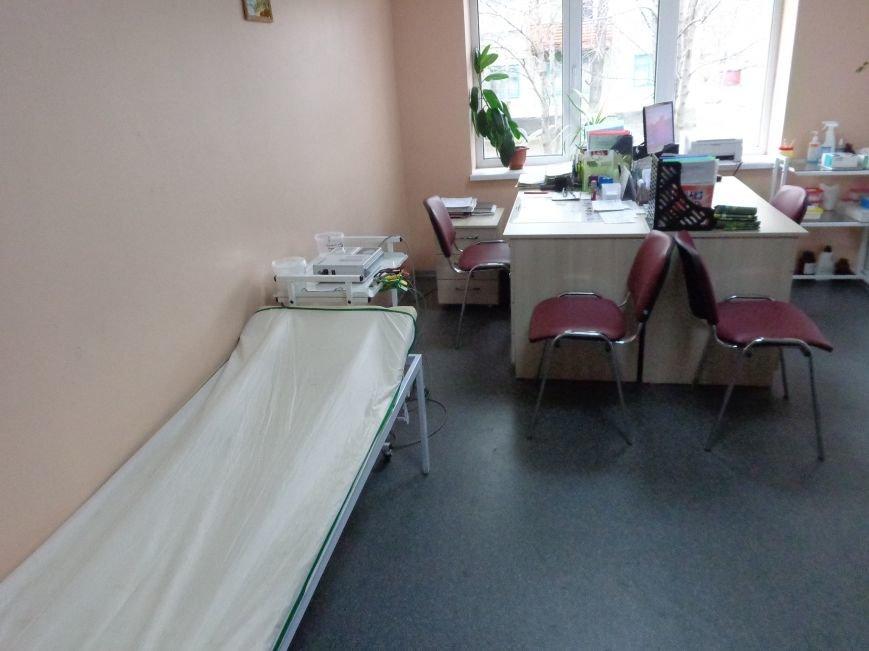 Долгожданное открытие амбулатории «Западная» в Димитрове (фото) - фото 1