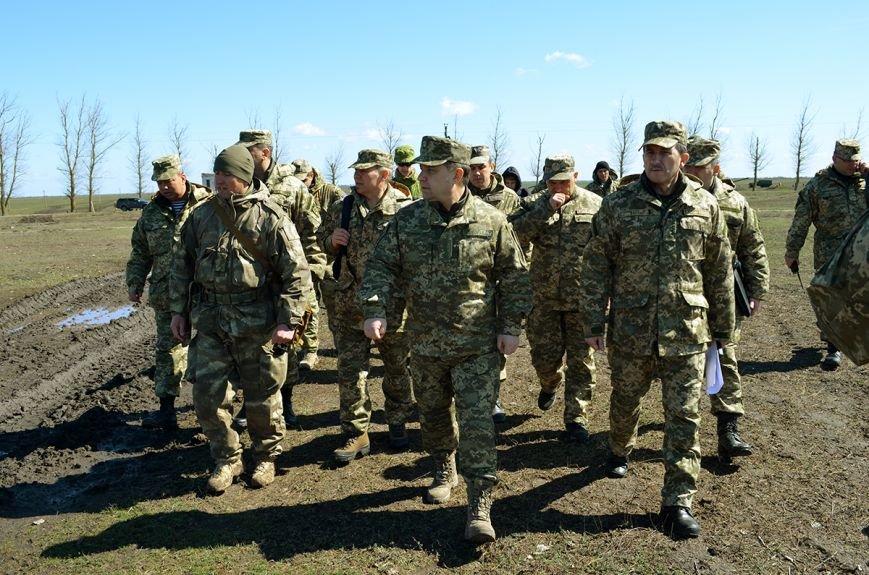 Министр обороны Украины постетил  учебный полигон Вооруженных Сил Украины «Широкий лан» на Николаевщине (ФОТО) (фото) - фото 4