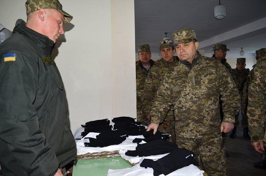 Министр обороны Украины постетил  учебный полигон Вооруженных Сил Украины «Широкий лан» на Николаевщине (ФОТО) (фото) - фото 2