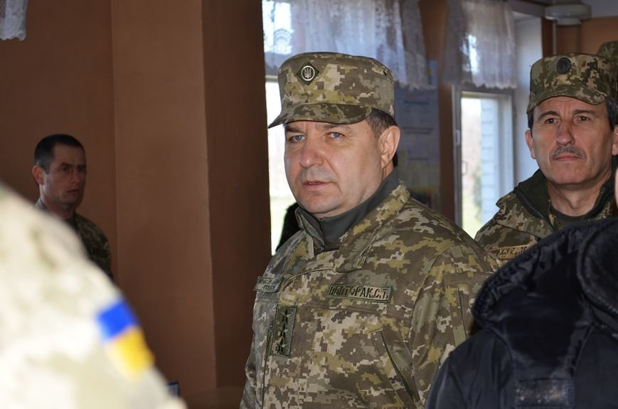 Министр обороны Украины постетил  учебный полигон Вооруженных Сил Украины «Широкий лан» на Николаевщине (ФОТО) (фото) - фото 3