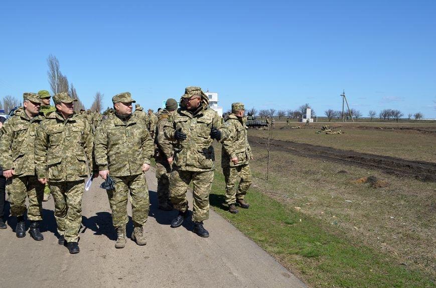 Министр обороны Украины постетил  учебный полигон Вооруженных Сил Украины «Широкий лан» на Николаевщине (ФОТО) (фото) - фото 5