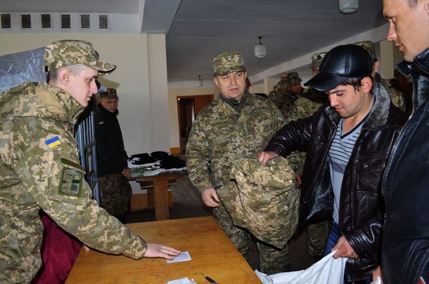Министр обороны посетил учебный полигон ВСУ: «Нам нужно отойти от системы подготовки советских времен» (ФОТО) (фото) - фото 1