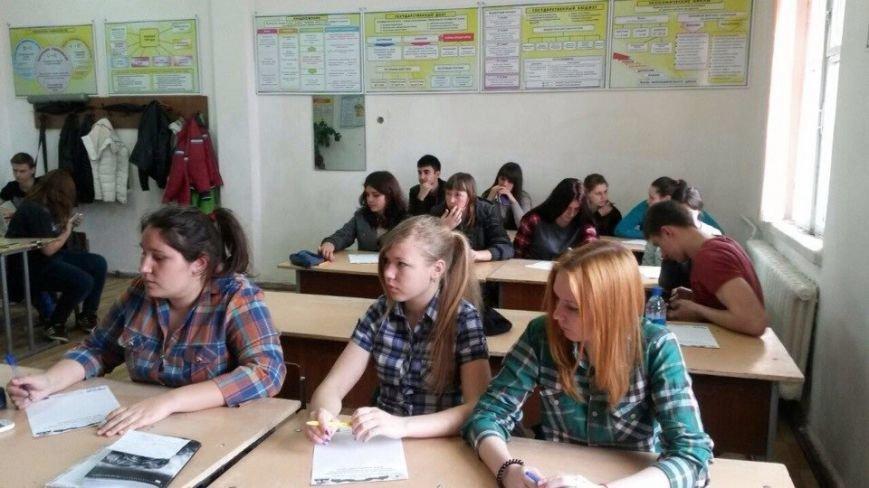 Студенты Белореченска написали Всекубанский диктант, фото-1