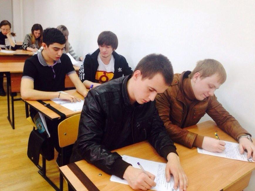Студенты Белореченска написали Всекубанский диктант, фото-2
