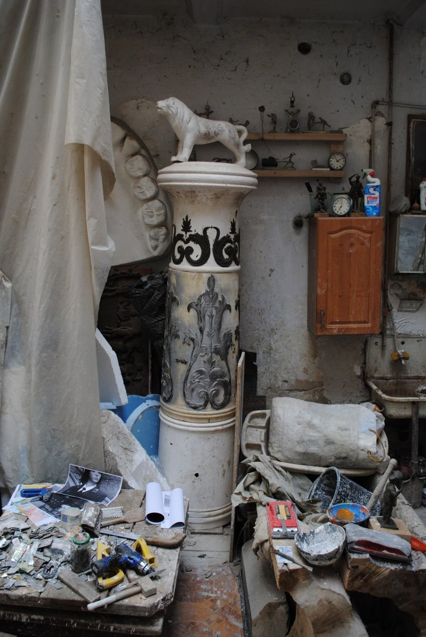 Памятники, которые могли бы появится в Харькове: Сирко уже могли переплавить, а макет города для слепых - существует лишь на бумаге (фото) - фото 3