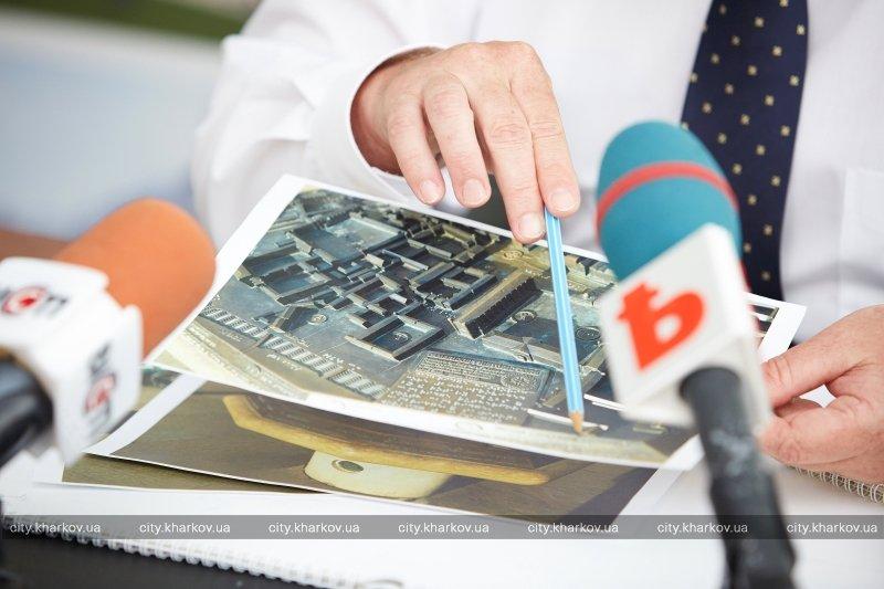 Памятники, которые могли бы появится в Харькове: Сирко уже могли переплавить, а макет города для слепых - существует лишь на бумаге (фото) - фото 5
