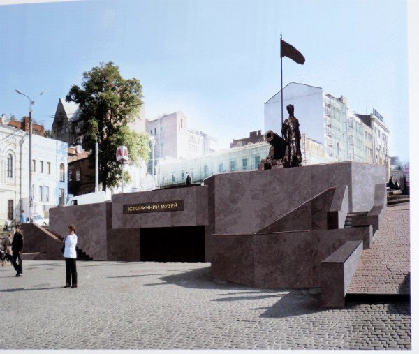 Памятники, которые должны появится в Харькове: Сирко уже могли переплавить, а макет города для слепых - существует лишь на бумаге (фото) - фото 1