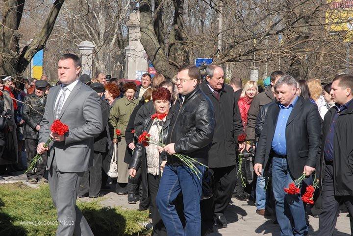 Николаевцы почтили память узников фашистских концлагерей (ФОТО) (фото) - фото 1