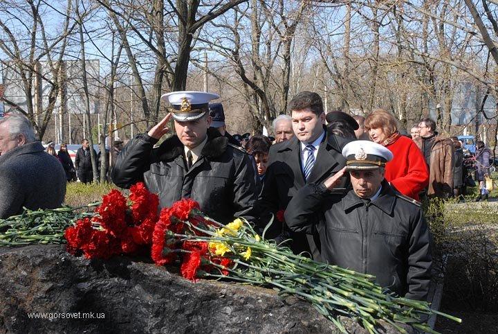 Николаевцы почтили память узников фашистских концлагерей (ФОТО) (фото) - фото 4