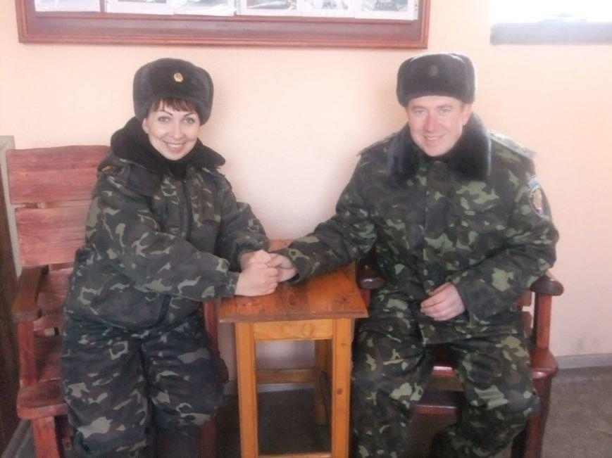 Пережив боевые действия на Востоке Украины, семья кинологов-пенитенциариев с Луганщины продолжает свой жизненный путь на Херсонщине (фото) - фото 2