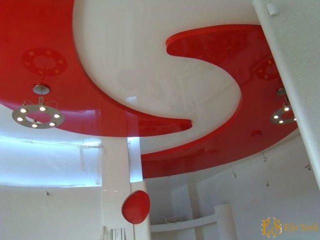 Натяжные потолки (фото) - фото 1