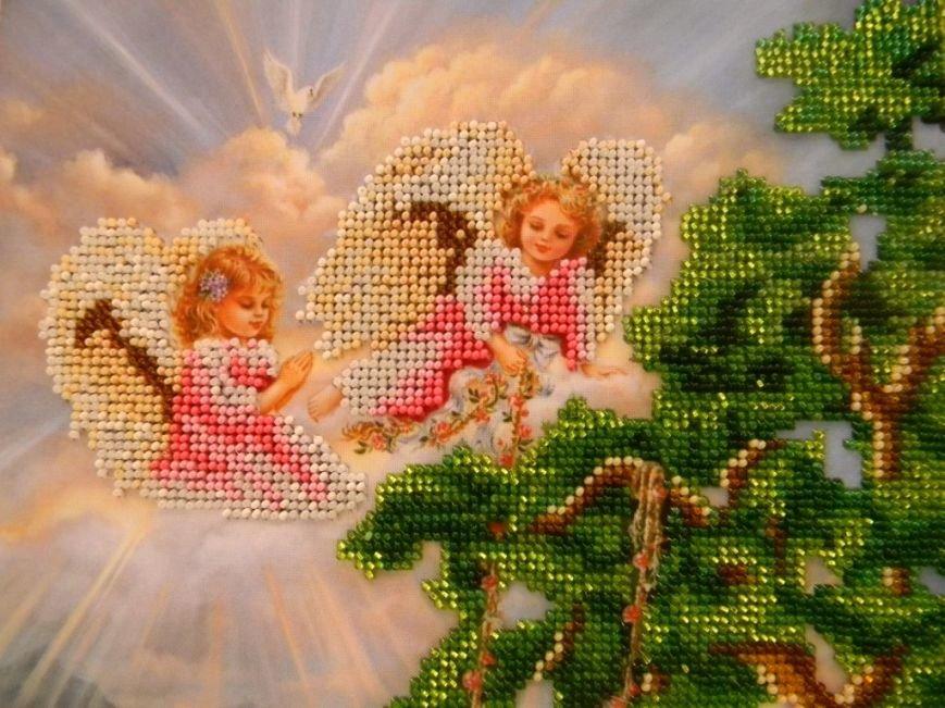 В Херсоне открылась книжная выставка «Благословення сходить із небес: Великдень» (фото) (фото) - фото 3