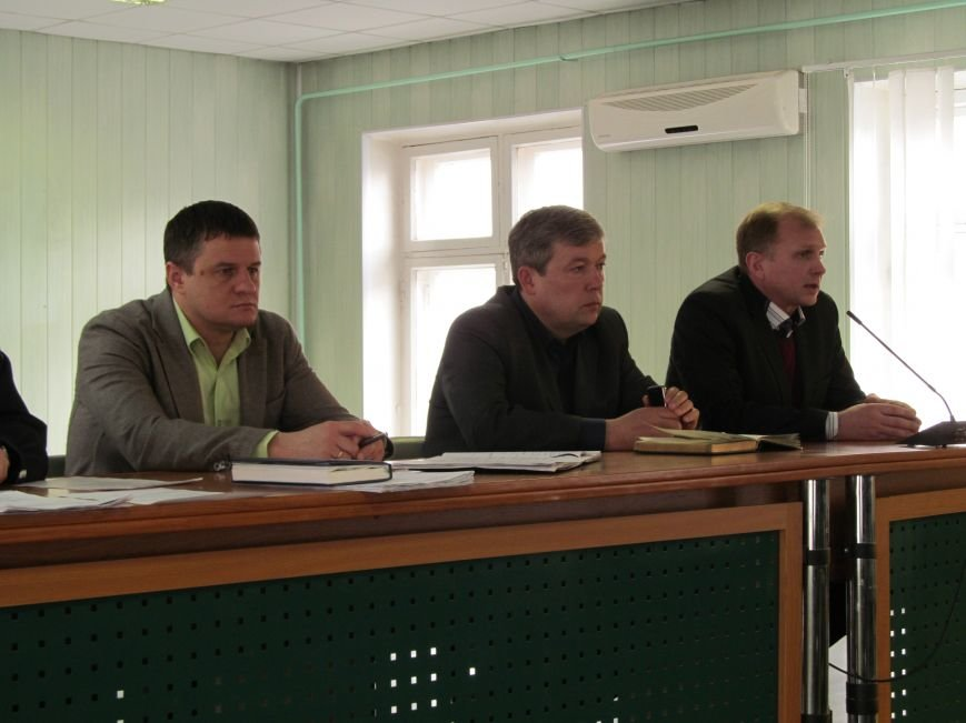 Славянск совещание фото 1