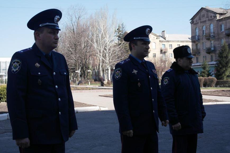 В Красноармейске показательный развод горотдела милиции станет традиционным (ФОТО, ВИДЕО) (фото) - фото 4